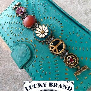 VINTAGE LB Summer of 69' Bohemian Pendant Bracelet